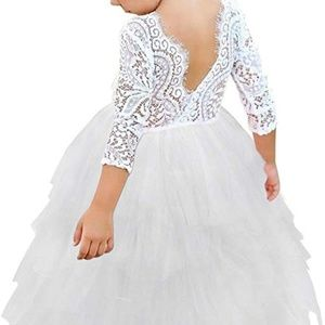 Other - Flower Girls Lace Dresses